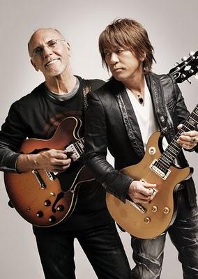 B'z guitarist, Matsumoto Takahiro nominated for Grammy award  2