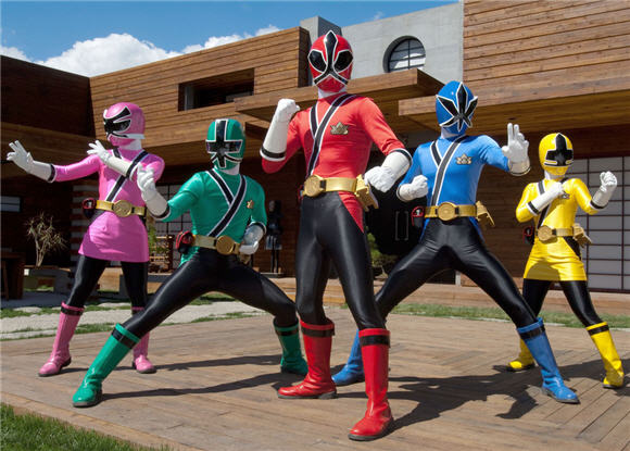 Power Rangers Samurai: A origem será exibido em outubro nos EUA!