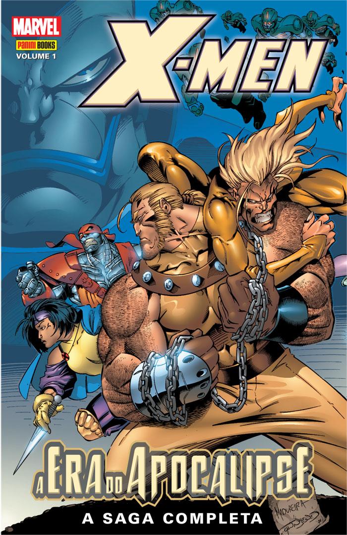 Análise: X-Men A Era do Apocalipse Eda1-capa