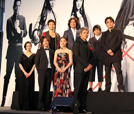 Rurouni Kenshin Live Action 2012