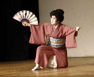 A mestra Midori Ikeshiba