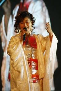 Yumi Inoue: uma das cantoras internacionais no evento