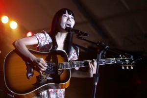 Tsubasa cantou antes do resultado final