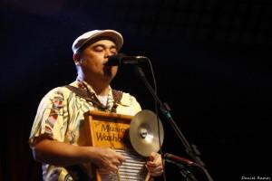 Eisho Higa, vocalista do Begin