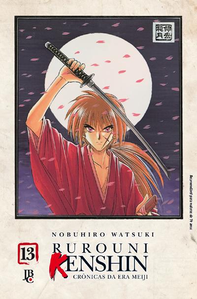 Kenshin 13 Capa.indd