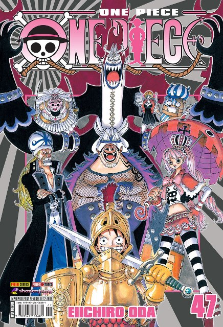 OnePiece#47_covers