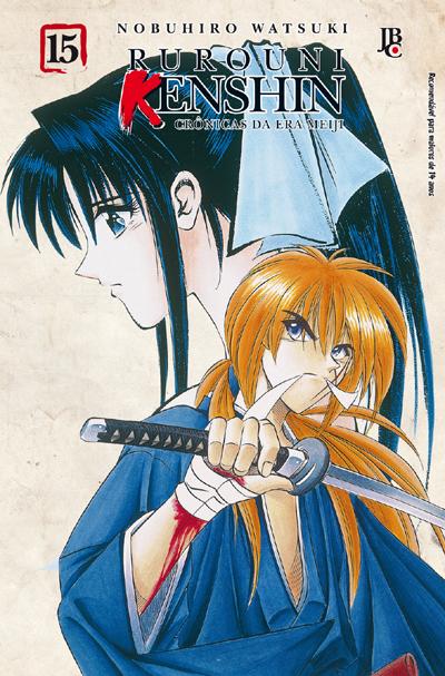Kenshin 15 Capa.indd