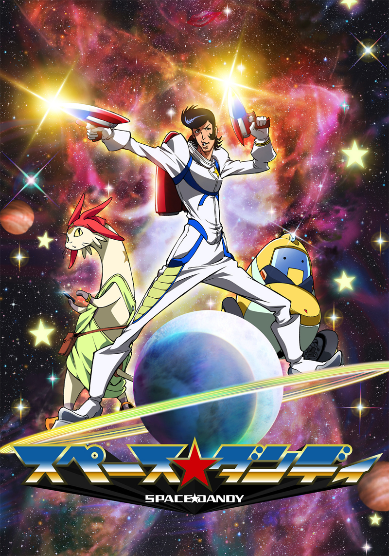 Space-Dandy