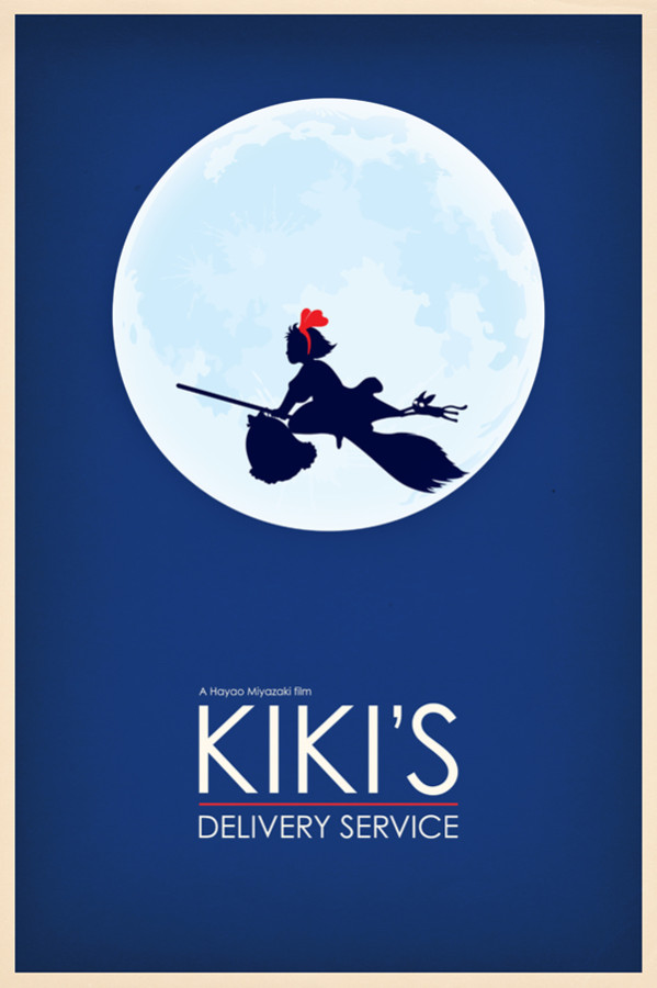Kiki's Delivery Service by fluffy-pancakes