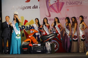 As vencedoras do Miss Nikkey Brasil 2014
