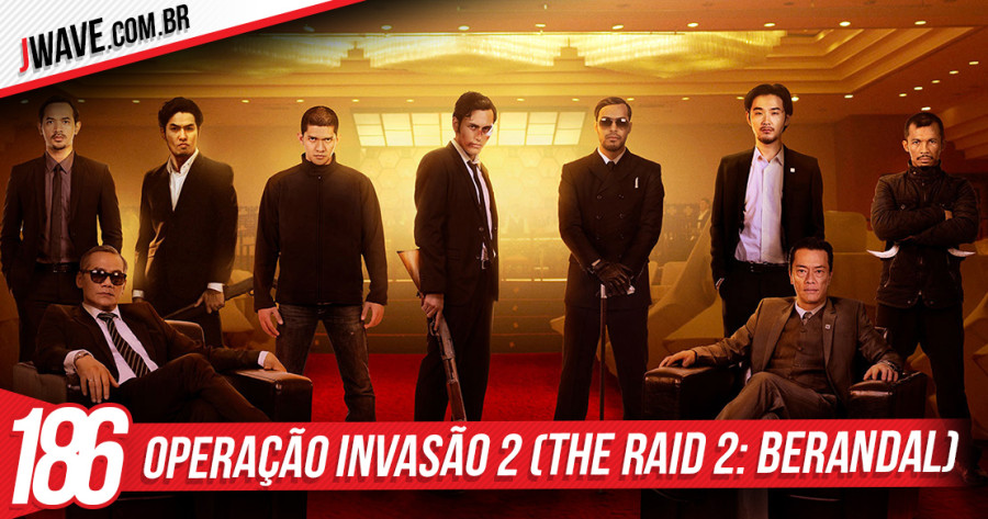 JWave Capa Post The Raid 2