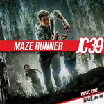 JWave Cine Capa CD Maze Runner