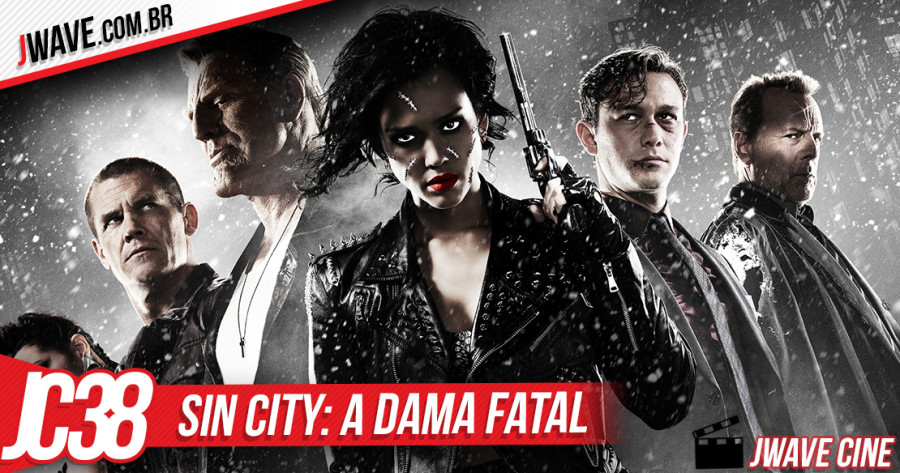 JWave Cine Capa Post Sin City