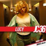 JWave Cine Lucy Capa CD