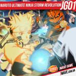 JWave Games Capa Naruto