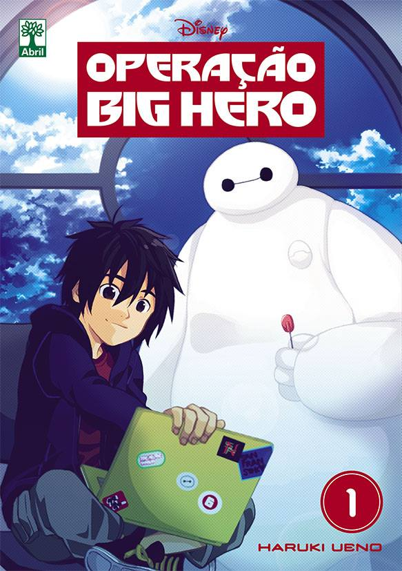 [Top 7] - Disney Manga Big-Hero