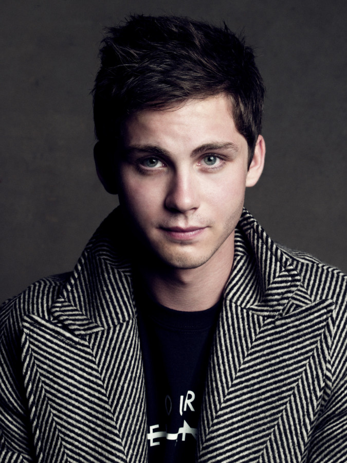Logan Lerman by Victor Demarchelier - HQCity.ru/forum