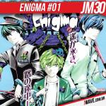 JWave CD manga1