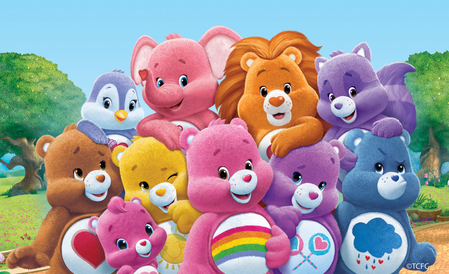 Care Bears & Cousin Group Image