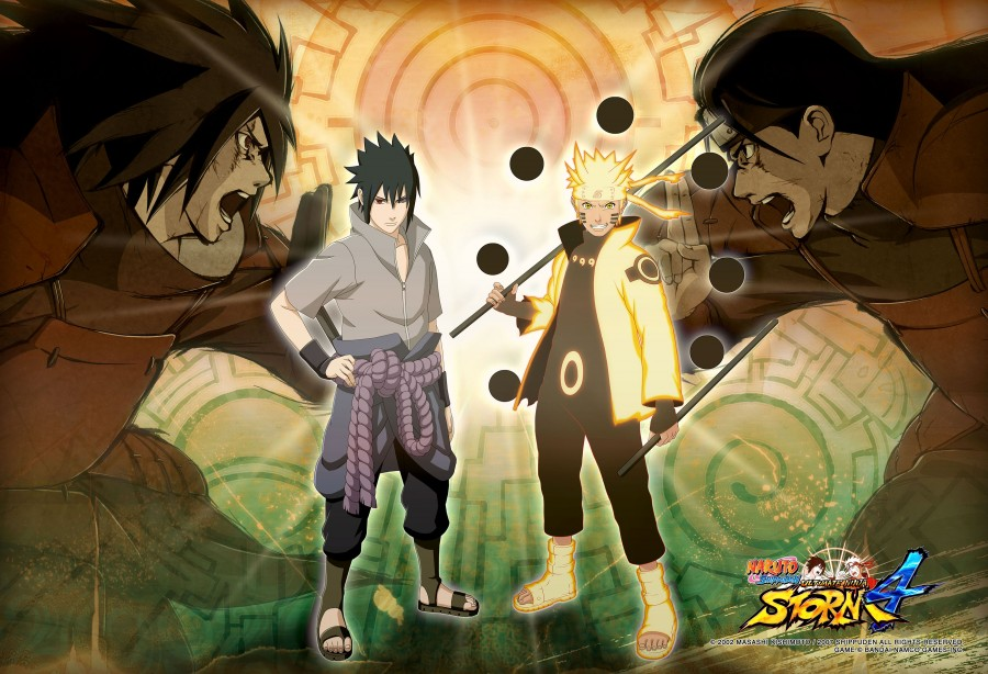 naruto-shippuden-ultimate-ninja-storm-4-wallpaper