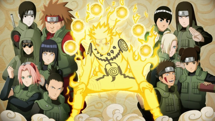 Naruto Online 02